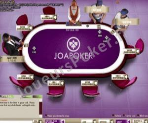 JoaOnline Poker Table