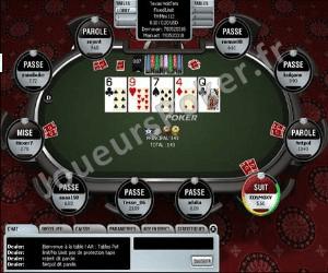 Betclic Poker Table