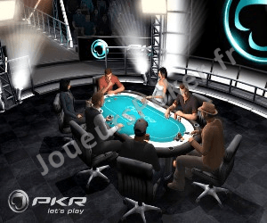 PKR Table De Poker