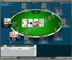 Pmu Poker Table